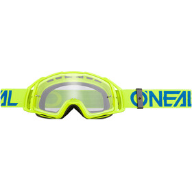 ONeal B-20 Goggles yellow/blue